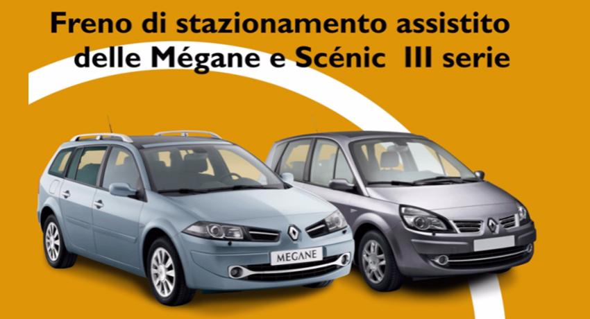 Schema Elettrico Renault Modus : Abs esp e freno elettrico di stazionamento renault