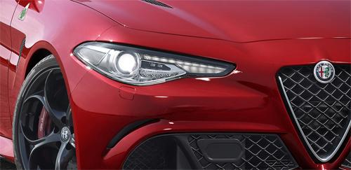 Magneti Marelli per Alfa Romeo Giulia Quadrifoglio