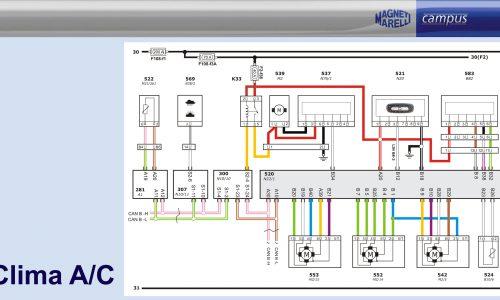 Copertina Schema Elettrico Climatizzazione Automatica