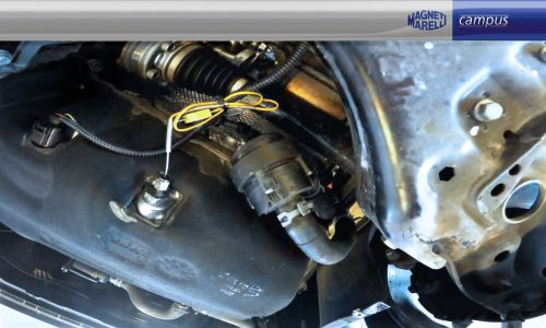 VW GOLF VII_Comando pompa intercooler