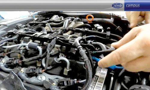 VW GOLF VII_Segnale Pressione RAIL
